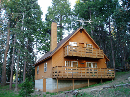 Fulltime Cabin For Rent Palomar Mountain News