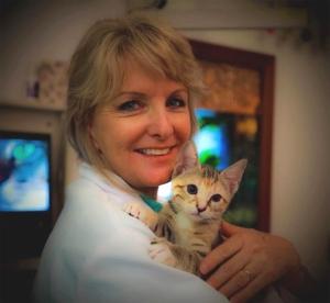 Vote for Nancy Matthews our Palomar Mountain Vet for Cats