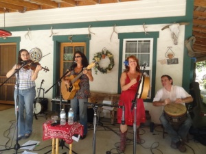 The Lacemakers on Palomar Mountain