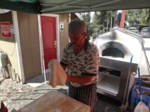 Johnny the Palomar Pizza Guy