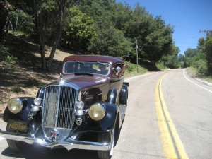 Showberg Family Palomar Mountain Pierce Arrow 2009