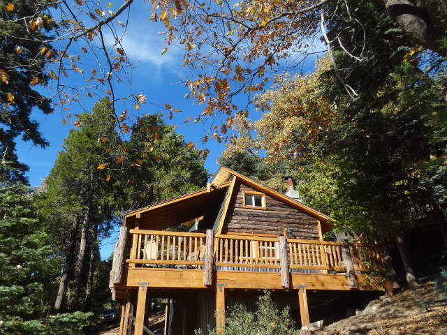 Weekend Rental Special At Cabin Fever Palomar Mountain News