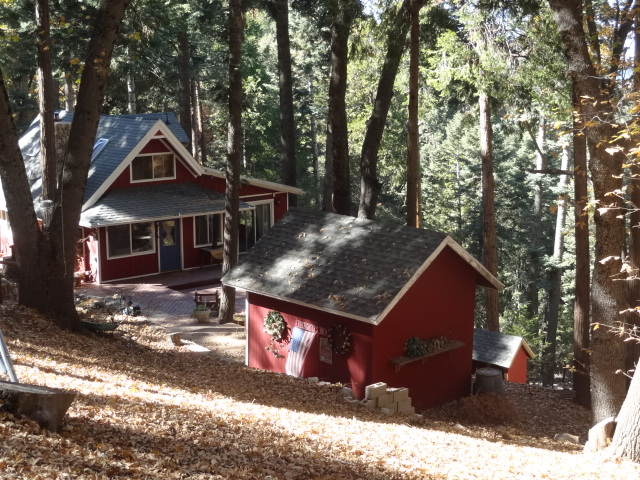 The Storybook Cabin For Sale Palomar Mountain News