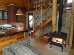 log cabin vacation rental palomar mountain