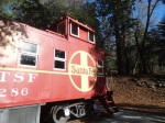 palomar mountain caboose for sale
