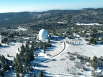 snow from Chopper 8