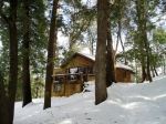 mountain cabin for sale