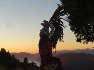 Misa Azteca Palomar Mountain