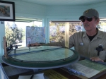 Curt Waite and Boucher Lookout Fire Finder