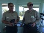 Bill Cummings, Glenn Borland Fire Lookout