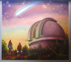 Palomar Mountain Obervatory at Children's Hospital