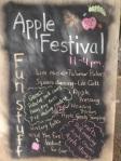 apple festival 2014