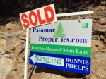 palomar mountain properties real estate bonnie phelps