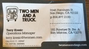 2 men