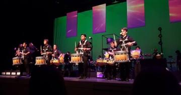 s drum line