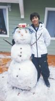 s snowman