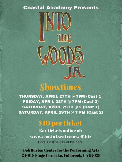 woods flyer