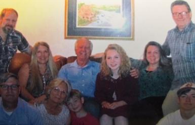 Ken Sellers Family