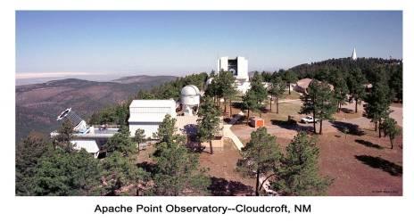 Apache Point Observatory, Cloudcroft, NM