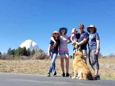 Eriksen Family Palomar Mountain