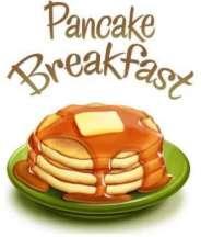 No 2020 pancake breakfast